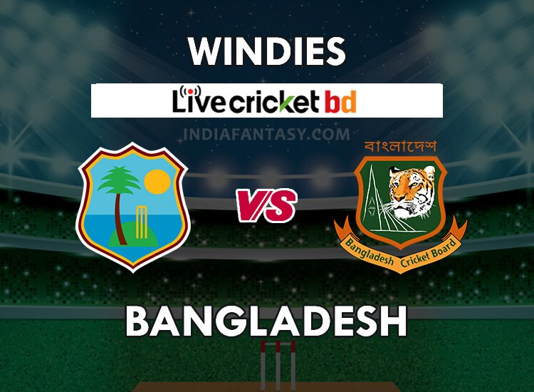 Bangladesh vs West Indies, 3rd ODI Live Cricket Score
