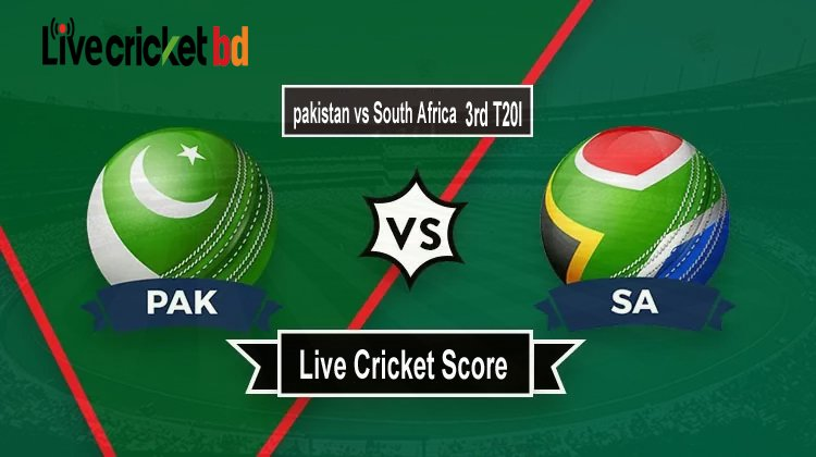 South Africa tour of Pakistan, 3rd T20I, Lahore, Sunday 14th February