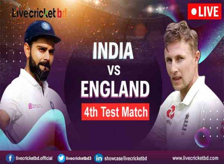 England tour of India, 4th Test, Ahmedabad, Thursday 4th March