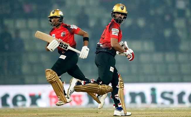 bpl Comilla Victorians beat Khulna Titans by 3 wickets