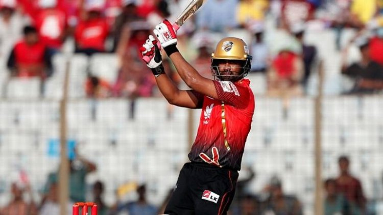BPL final  2019: Tamim Iqbal's 61-ball 141 not out hands Comilla Victorians