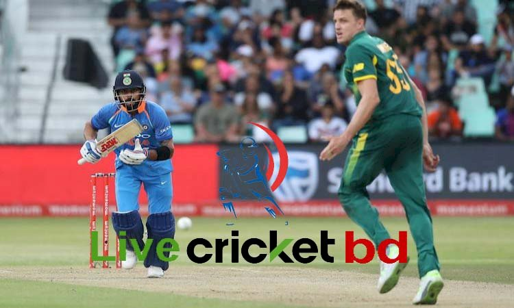 India versus south africa world cup cricket match live score