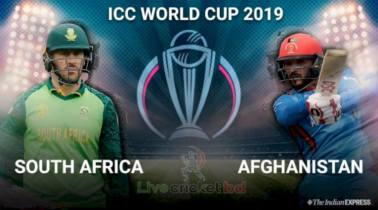 Afghanistan vs South Africa, live streaming