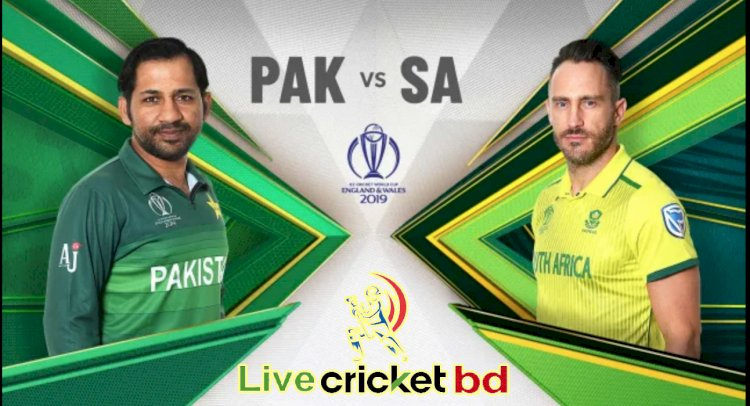 live cricket streaming pak vs sa Live Cricket Score