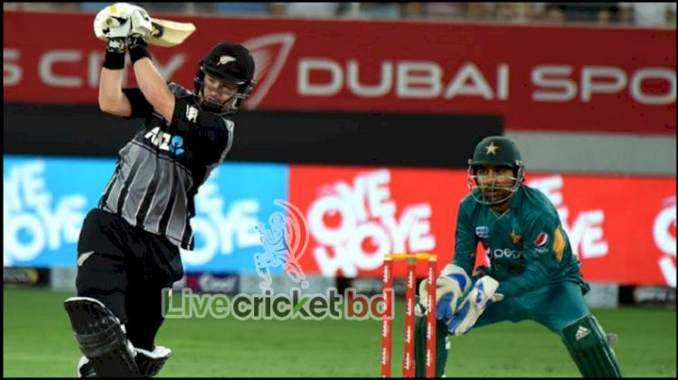 Cricket World Cup New Zealand Vs Pakistan Live Scores And