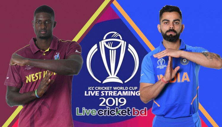 West Indies vs India Innings Break And Full Score Live Streaming