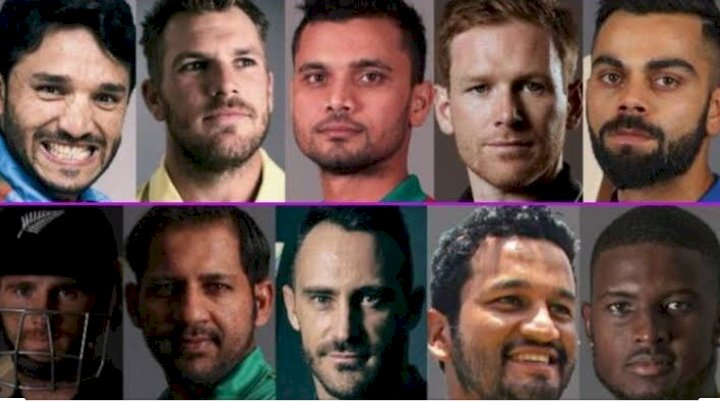 Upcoming all cricket matches scheduled 2019