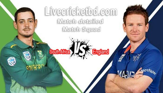 1st T20I England tour of South Africa at East London